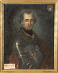 Portrait of Johan Ferdinand de Tessin