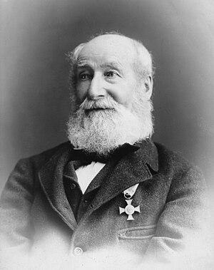 Fedor Kelling - Fedor Kelling in 1895, wearing the badge of the Order of the Crown