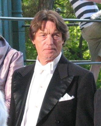 48th Guldbagge Awards - Johannes Brost, Best Actor winner