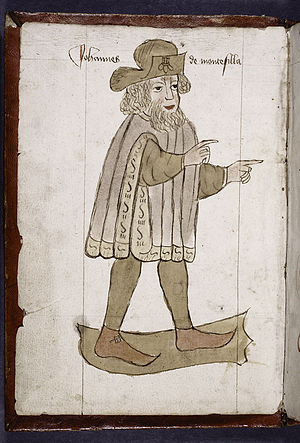 Mandeville, Jean (ca. 1300-1372)
