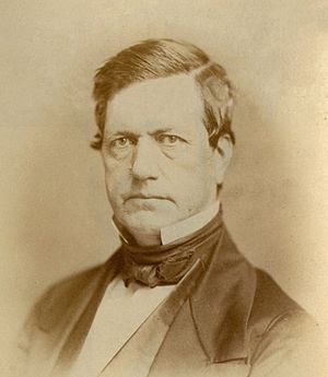 Missouri's 3rd congressional district - Image: John Bullock Clark, Senior