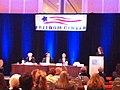 John Eastman, Kansas Secretary of State Kris Kobach and Congressman Steve King.jpg
