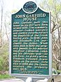 John Garfield House Marker.JPG