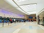 John Glenn International Airport Departure level.jpg