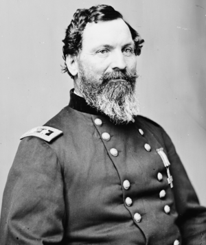 John Sedgwick - Sedgwick in the 1860s