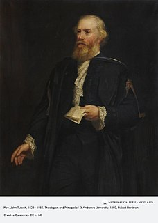 John Tulloch Scottish theologian