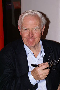 John le Carré 2008. november 10-én, Hamburgban