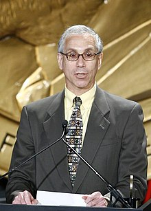Jonathan Landman for NYTimes.com at the 68th Annual Peabody Awards (cropped).jpg