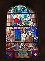 Joncourt (Aisne) église, vitrail 06.JPG