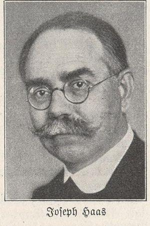 Joseph Haas - Joseph Haas.