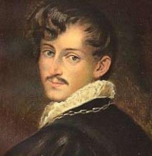 Joseph Freiherr von Eichendorff - Joseph von Eichendorff as a young man