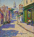 Josephine L. Reichmann – Downtown in Gloucester.jpg