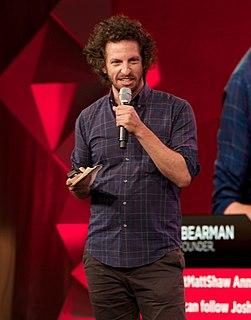 Joshuah Bearman American Producer & Journalist