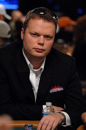 Juha Helppi - Juha Helppi at the 2007 World Series of Poker.