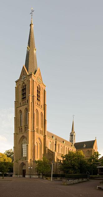 Vlijmen - Church