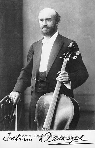 Julius Klengel - Julius Klengel (1903)