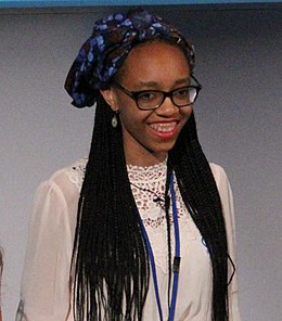 June Nwando Eric-Udorie at Girl Summit 2014 (14538262739) (cropped).jpg