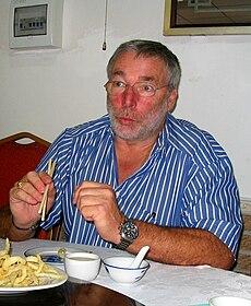 Jurgen Barth in Zhuhai China 2010
