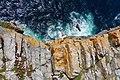 Just one more step • Cliffs at Dún Aonghasa • Dun Aengus (28259873068).jpg