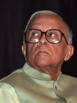 West Bengal Legislative Assembly election, 1967 - Image: Jyoti Basu Calcutta 1996 12 21 089 Cropped