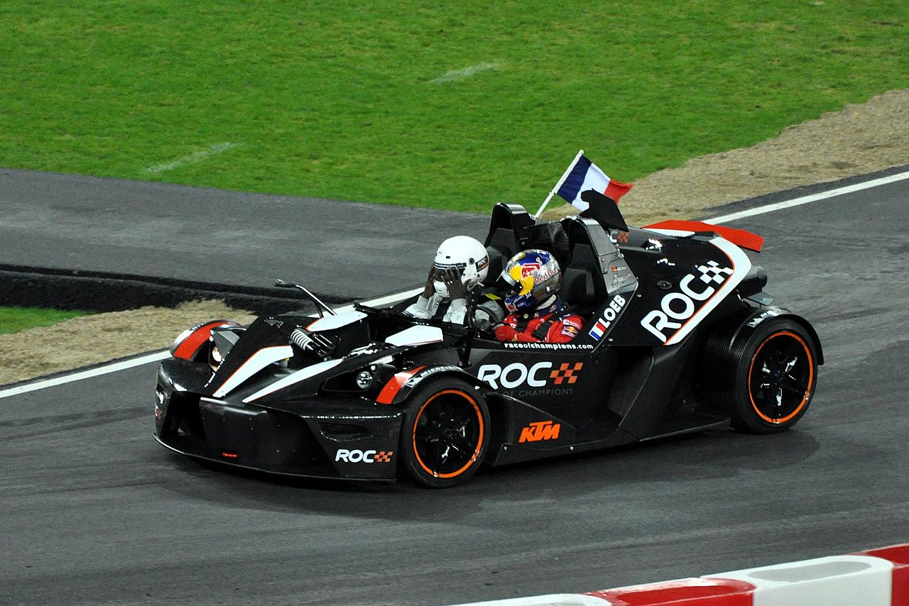 Ktm X Bow Roof For Sale