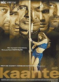 <i>Kaante</i> 2002 Indian film