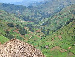 A view on Kabale