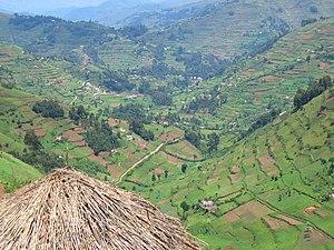 Kabale - Kabale's landscape