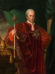 Kaiser Franz II. (I.) von Österreich im Ornat des Ordens vom Goldenen Vlies.jpg