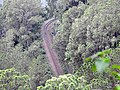 Kalka–Shimla railway track ,view near near Dharampur.jpg