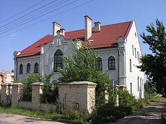 Kalvarija, Lithuania - Winter synagogue