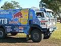 Kamaz 4326 Dakar 2009 Kabirov team 506.jpg