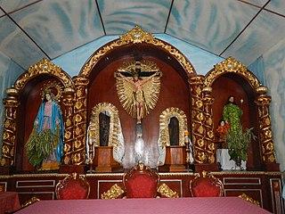 Kambal na Krus Chapel