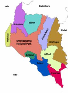 Bheemdatta Municipality in Sudurpashchim Pradesh, Nepal