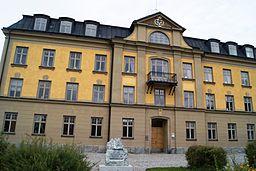 Det gamle Kanslihuset på Bydel Nord