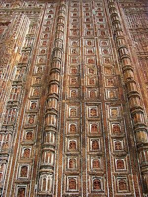 Kantajew Temple - Image: Kantaji Temple Dinajpur Bangladesh (27)