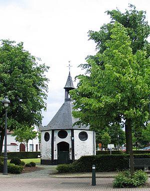 Zonhoven - Image: Kapel in Zonhoven