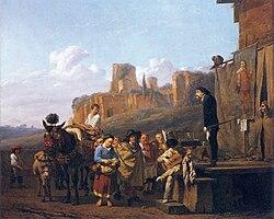 Karel Dujardin - Les Charlatans italiens.jpg