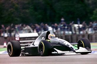 Sauber - The Sauber team's first Formula One car, the Sauber C12.