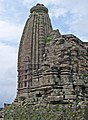 Karna Temple General View Amarkantak.jpg
