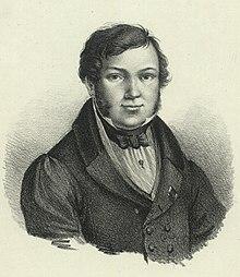 Portrait of Karol Kurpiński, 1850 (Source: Wikimedia)