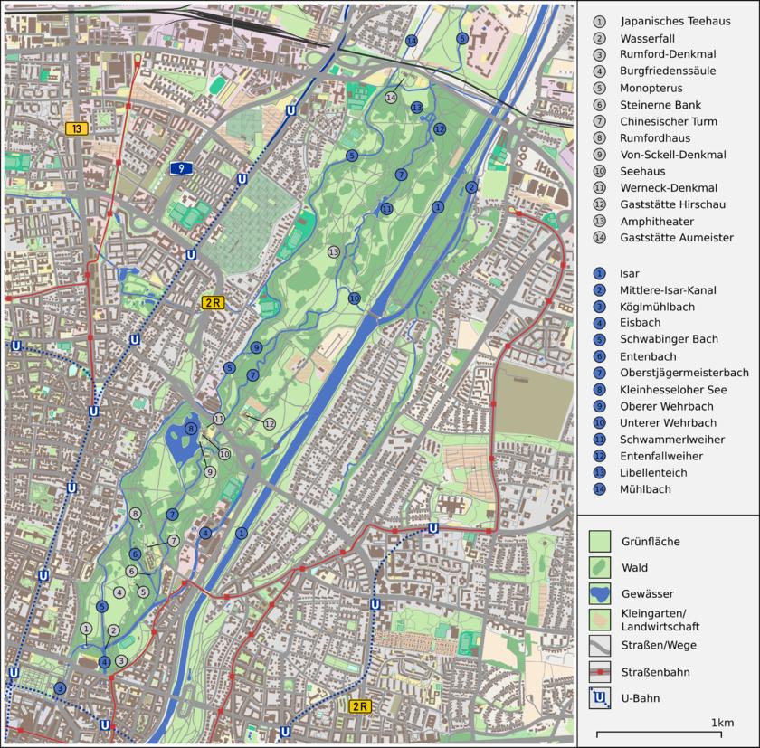 Japanischer Garten München englischer garten münchen wikiwand