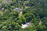 Kastély és kastélypark légi fotón, Tóalmás.jpg