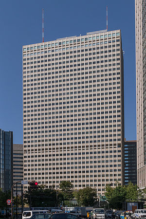Kasumigaseki Building - Image: Kasumigaseki Building 01