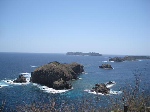 Katsuodorijima and tairajima,Anejima