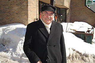 Naïm Kattan Canadian writer