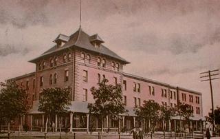 Muskogee, Oklahoma City in Oklahoma, United States