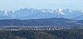 Kaufbeuren - Skihütte - Bernbach, Weichberg, Alpenpanorama.jpg