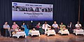 Kavuru Sambasiva Rao at the Apparel Training & Design Centre (ATDC) Skill Conclave, at Gurgaon, Haryana on July 30, 2013. The Secretary, Ministry of Textiles, Smt. Zohra Chatterji and other dignitaries are also seen.jpg