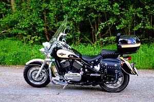 Kawasaki Mean Streak Right Side Engine Noise
